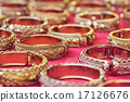Old thai style handmade bangle in thailand 17126676