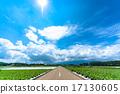 ท้องฟ้าฤดูร้อนและโลก 17130605