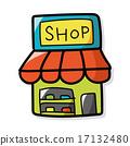 shop store color doodle 17132480