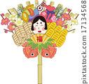 mascot, lucky, charm 17134568