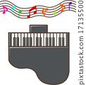 그랜드 피아노 17135500