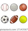 Ball icons 17143567