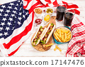 Hot dogs 17147476