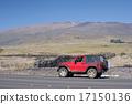 Mauna Kea Mountain seen from Saddle Road, Hawaii Island -2 17150136