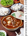 spicy hot pot 17151309