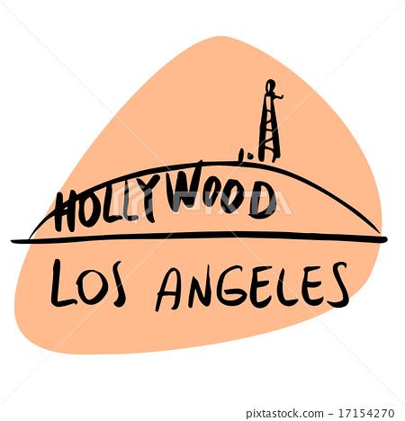 Los Angeles California USA Hollywood 17154270