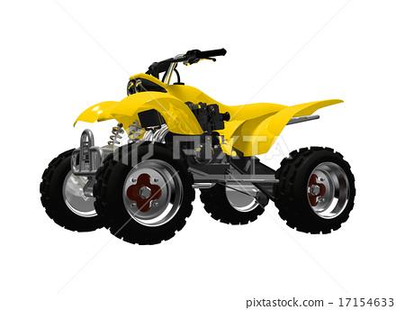 Buggy Yellow 17154633