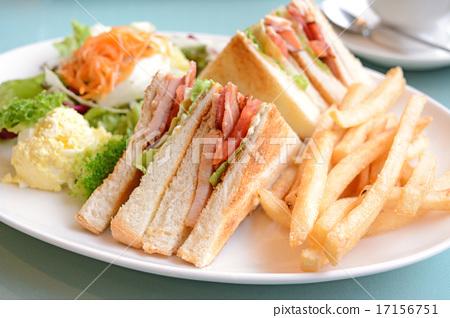 맛있는 BLT 샌드 17156751