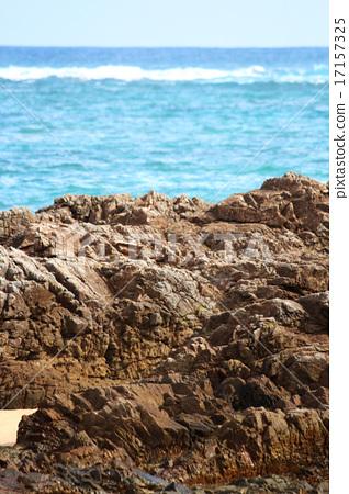Coastal rock 17157325