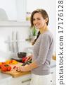 cookware, veggie, preparing 17176128