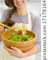 cookware, veggie, salad 17176164