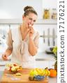 cookware, veggie, salad 17176221