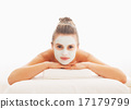 massage, relaxing, young 17179799