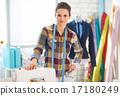 machine, seamstress, sewing 17180249