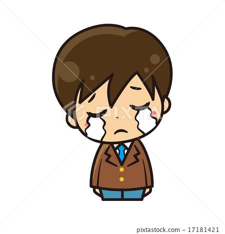 High-school student depressed 17181421