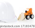 推土機 建築工地 建造 17183478