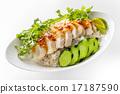 雞飯 雞肉與米飯 食物 17187590