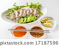 雞飯 雞肉與米飯 食物 17187596