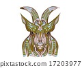 ethnic goat 17203977