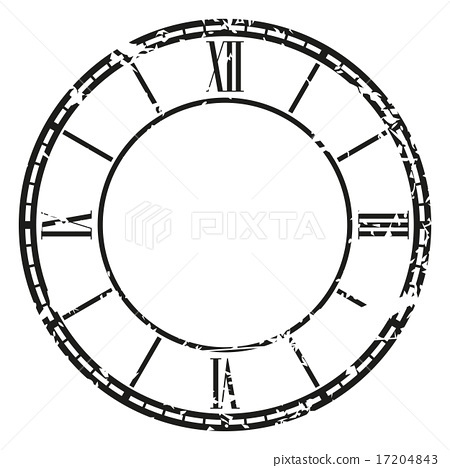 vintage clock png. vector vintage clock png