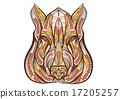 ethnic boar 17205257