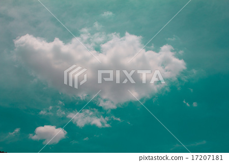sky with clouds 17207181