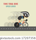 hipster cyclist 17207356