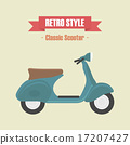 scooter 17207427