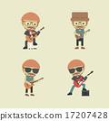 guitarist 17207428