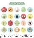 music icon 17207642