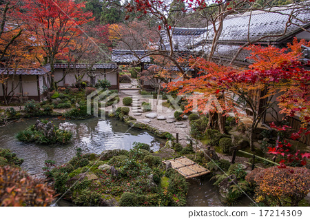 Delightful Japanese Gardens, Japanese Style Garden, Water Surface 17214309 Part 27