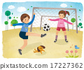 playing sports_001 17227362