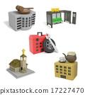 3D Icon 018 17227470