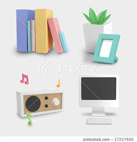3D Icon II 029 17227930