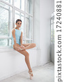 ballet, pointe, shoes 17240881