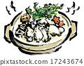 牡蠣火鍋 17243674