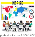 Inspire Inspiration Motivate Goal Hopeful Concept 17246527