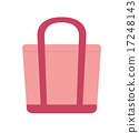 手提袋 可重複使用的購物袋 容器 17248143