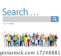 Search Browse Find Internet Search Engine Concept 17248881