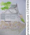 สไตล์ญี่ปุ่น,อาคาร,ปราสาทนิโจ 17249896