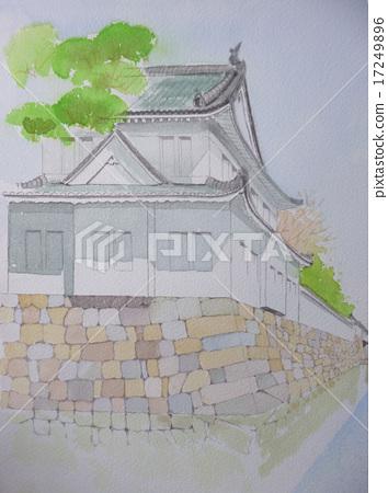 Nijo Castle 17249896