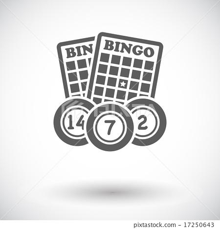 Bingo icon 17250643