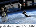 失重 宇航員 空間 17251461