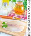 鱼 原料 生的 17258903