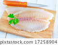 鱼 原料 生的 17258904