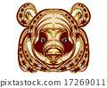 ethnic panda 17269011