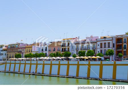 Triana from the Guadalquivir 17270356