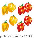 habañero pepper 17270437