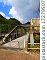 Trace of the Ashio Copper Mine refinery 17279507