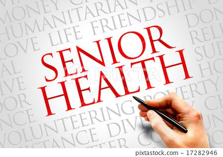 Senior health 17282946